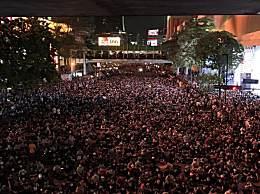 泰国爆发抗议示威活动