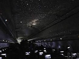 日本航空公司推出赏星航班