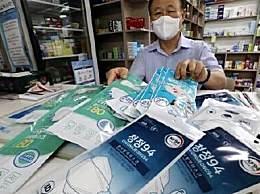 韩国将全面允许医用口罩出口