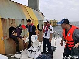 11人跑到港珠澳大桥桥墩垂钓 抓获11人起获26根鱼竿5箱渔获