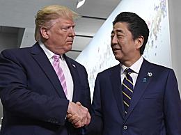 安倍称推迟东京奥运前征得特朗普同意