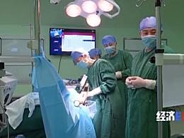 帕金森手术有效率达到97%以上
