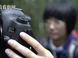 90后女孩拍摄微观菌奇幻世界
