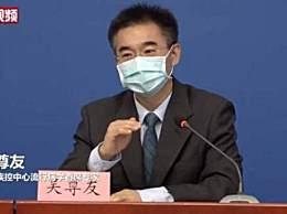 吴尊友称今冬全球疫情非常不乐观