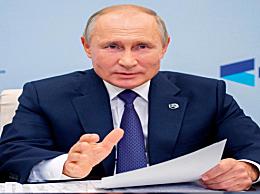 普京称疫情或成世界发展转折点:美国不再拥有主导地位