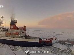 数百名科学家北极归来带回噩耗