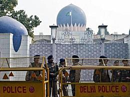 印度士兵在大使馆外开枪自 杀
