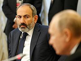 亚美尼亚总理致信普京求援:盟友,请支援