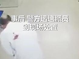 广州中山三院发生持刀伤人事件:行凶者跳楼自 杀