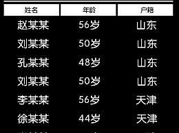 天津铁路桥坍塌遇难者名单公布