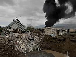 阿塞拜疆击落一架亚方战机
