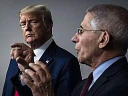 特朗普暗示大选后解雇福奇