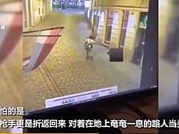 奥地利维也纳突发枪击致7死