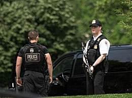 美国白宫附近发生冲突2人被捕