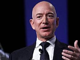 贝索斯出售超30亿美元亚马逊股票