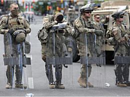 美国加州一国民警卫队军械库被盗