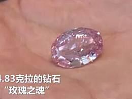 世界最大紫粉钻石
