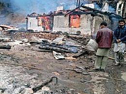 印巴爆发大规模炮战致14死