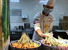 餐饮收入增速年内首次转正