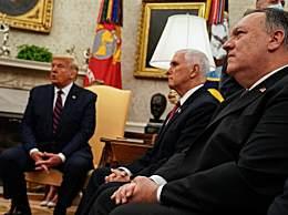 特朗普曾有意打击伊朗核基地