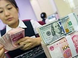 人民币对美元汇率升到6.5时代