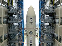 嫦娥五号计划于11月下旬择机发射