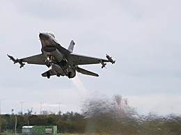 台飞行员驾F16失踪去哪了?