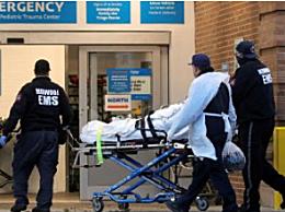 美国新增确诊近19万例