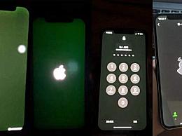 iPhone 12为什么绿屏