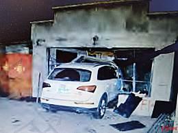 男子举报油脂厂被厂长儿子开车撞死