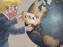 美国又退群普京很生气