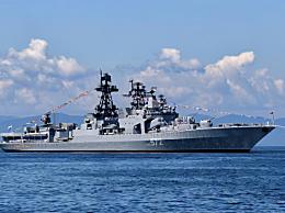美军舰闯俄领海 俄方警告:或撞击