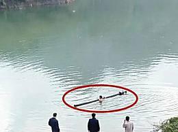 女子跌落水库泡了一夜后幸存