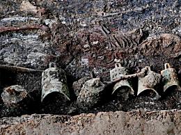 洛阳发现2600多年前戎人王级大墓