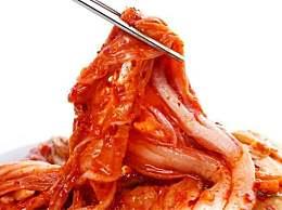 韩国政府回应泡菜标准