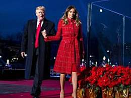 特朗普妻子打包行囊准备离开 开始打包白宫内的私人物品