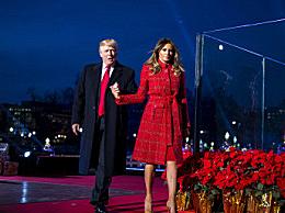 美第一夫人已在白宫打包准备离开