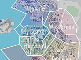 赛博朋克2077地图有多大