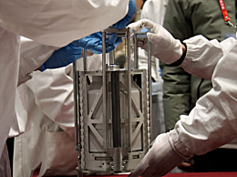 重1731克!嫦娥五号月壤样品开箱