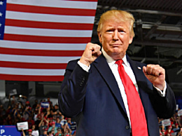 特朗普当选全美最受钦佩男性