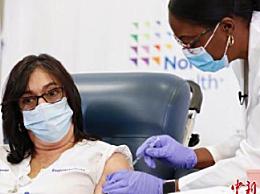 美国一护士接种疫苗一周后新冠阳性