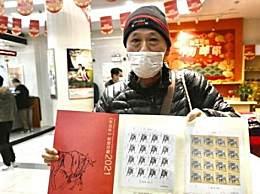 生肖牛邮票今天发行