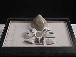 最贵口罩多少钱一个?镶嵌黄金钻石卖150万美元