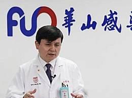张文宏说河北疫情1个月左右控制住