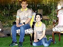 泰国国王带诗妮娜视察她曾被关监狱