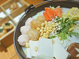 家里吃暖锅典范配菜