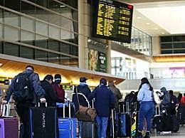 特朗普下令取消巴西和欧洲的旅行禁令