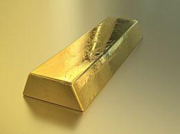 2021黄金回收价目表