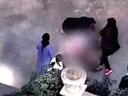 11岁女孩坠亡 疑因作业问题