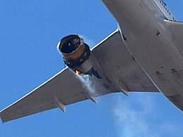 美联航停飞所有波音777客机